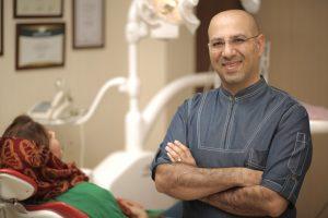دکتر ارتودنسی | دکتر فرهاد صدرالدینی